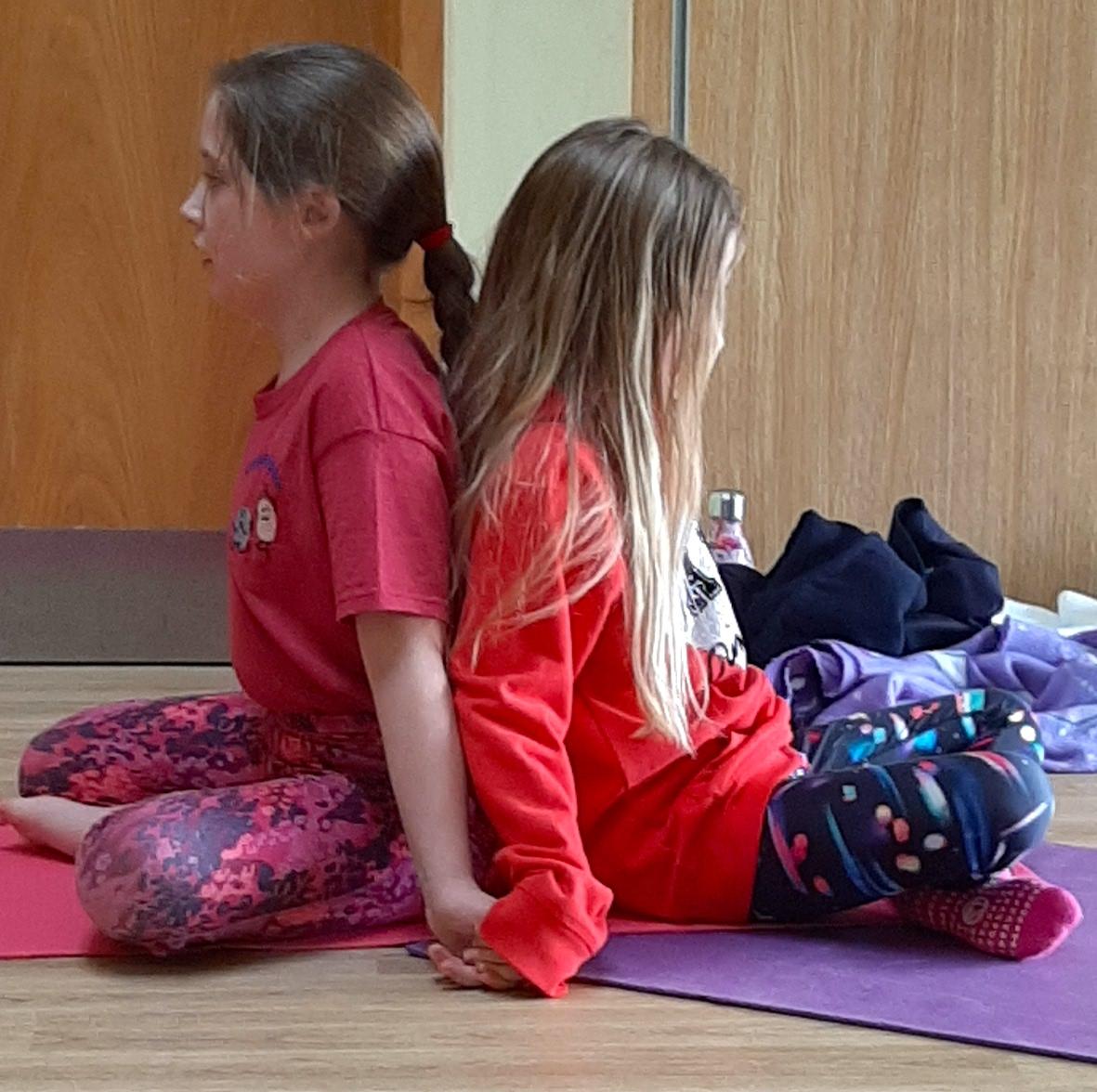 YogaPebbles Children's Workshop