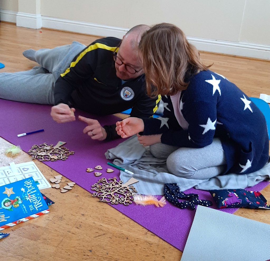YogaPebbles Family Workshop