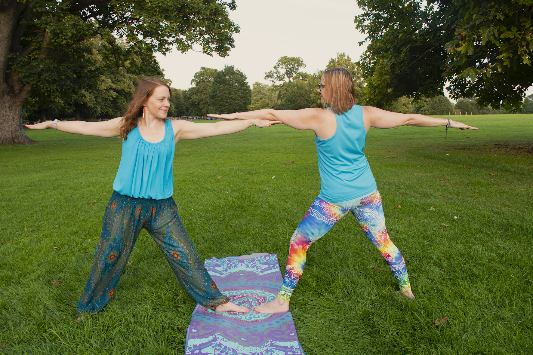 Yoga classes with yogapebbles