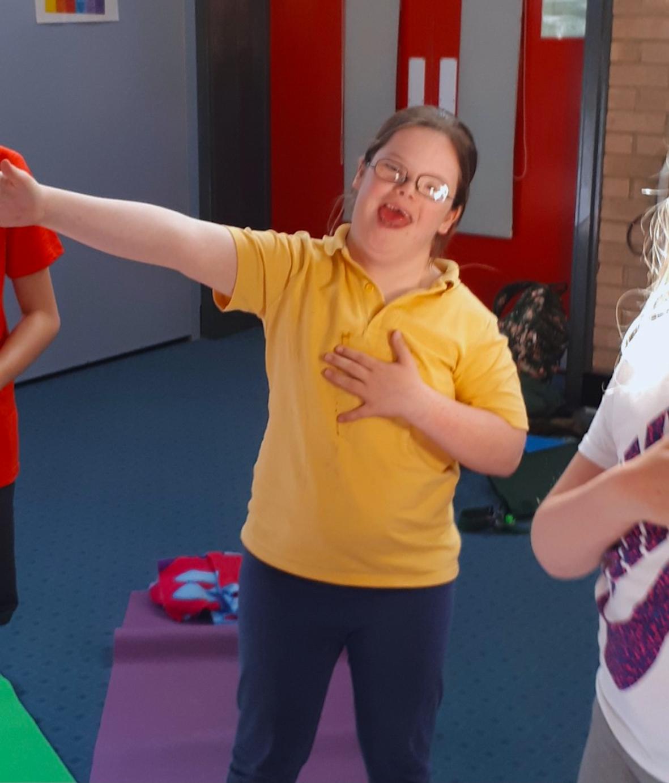 YogaPebbles children's yoga